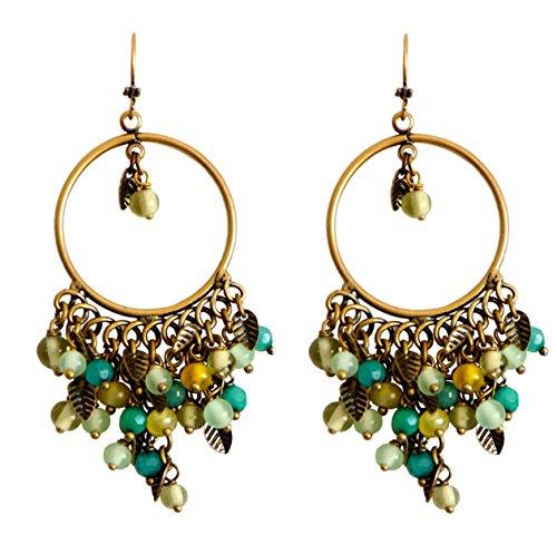 eccessories Copper Earrings Cascade Hypo Allergenic product image