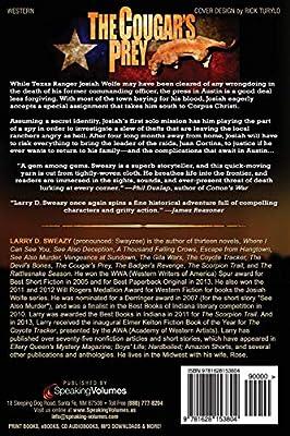 The Cougars Prey A Josiah Wolfe Texas Ranger Novel