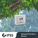 ThermoPro TX-5 Universal Rainproof Transmitter