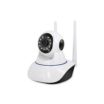 Cámara del detector de movimiento, visión remota 960P / intercomunicación de la voz / detección móvil Cámara de vigilancia casera: Amazon.es: Electrónica