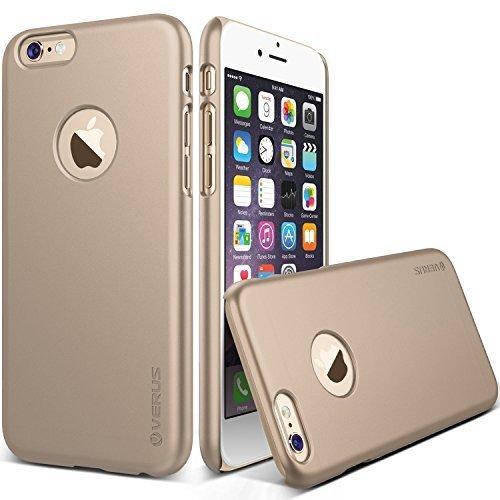 "iPhone 6 Case, Verus [Super Slim Hard][Shine Gold] - [Low Profile][Minimalistic][Slim Fit] - For Apple iPhone 6 4.7"" Devices"