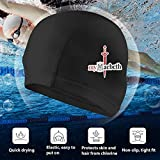 CIWO Cks My Macbeth Swimming Cap for Men Adult