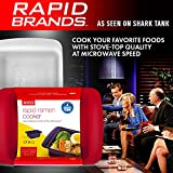 Rapid Ramen Cooker   Microwavable Cookware for