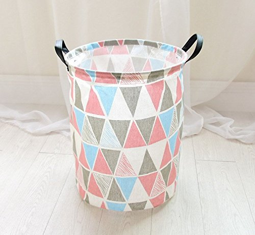 BranXin - Laundry Basket Baby Toys Storage Baskets Cotton Li