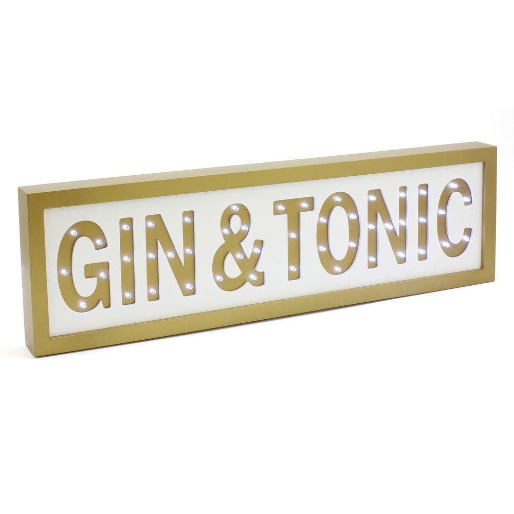 Home Bar Sign Pub Sign Night Club Drinking Sign Joke Pub Sign The Gin Bar Sign