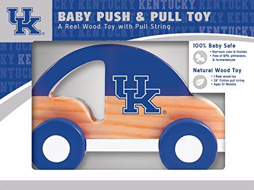 MasterPieces NCAA Kentucky Wildcats Push & Pull - Pack Ncaa Wildcats