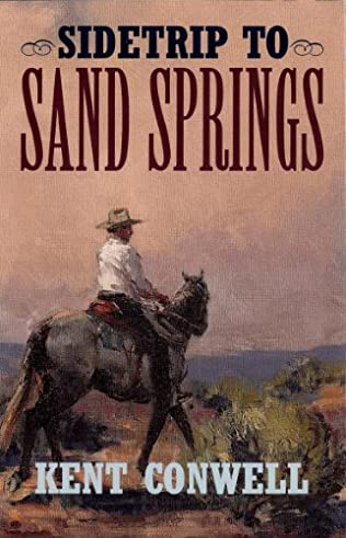 book cover of Sidetrip to Sand Springs