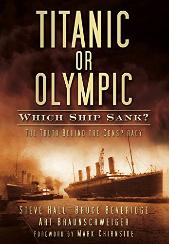 Titanic or Olympic: Which Ship Sank? ()