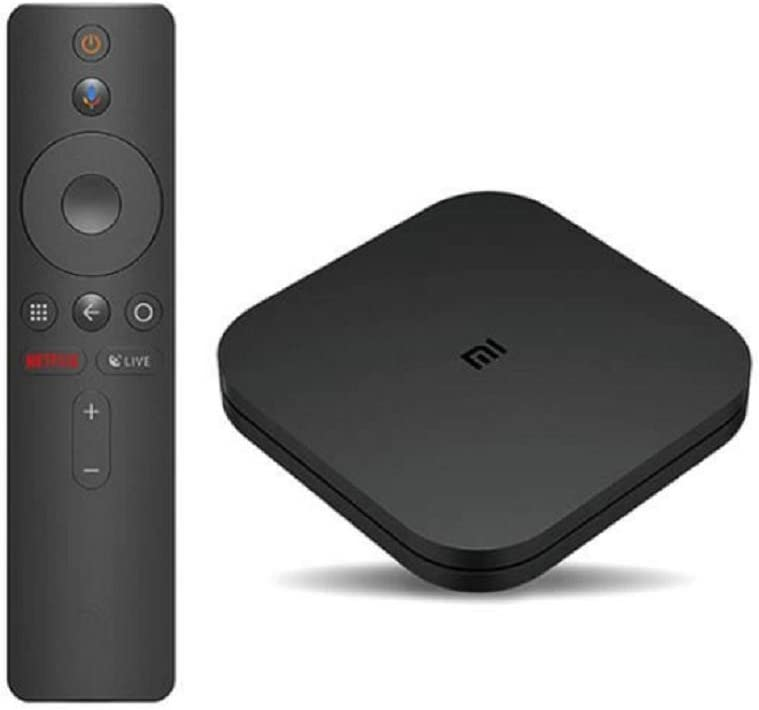 Xiaomi Mi Box S, TV Box, Tamaño Único, Multicolor