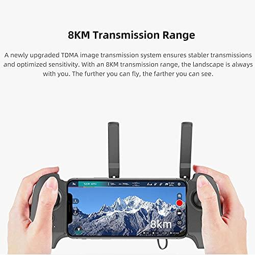 Drone Fimi X8 Mini - Filma 4k - Gimbal 3 Eixos