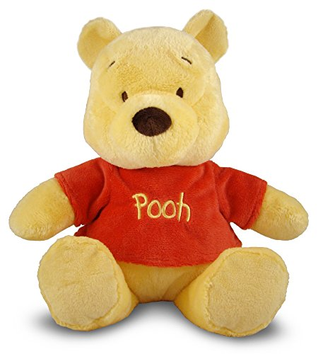 Disney Baby Winnie the Pooh Small Stuffed Animal, 14