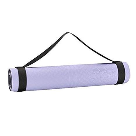 adidas Mujeres Rendimiento de la estera de Yoga (un tamaño ...