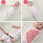 Angelife-Baby-Receiving-Blanket-Infant-Swaddle-Wrap-Sack-3-6-Months