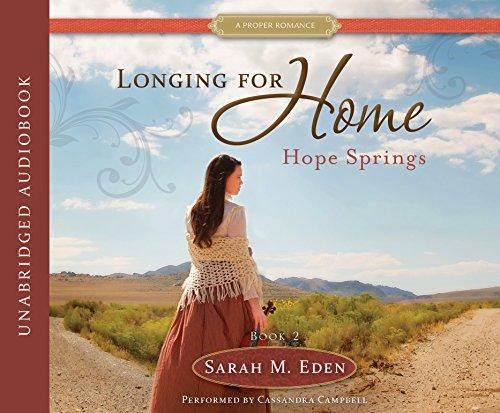 Hope Springs (Proper Romance)