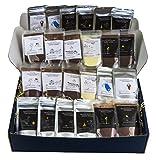 Großes Märchenhafte Trinkschokolade Geschenkset Feinste Schokolade 24x 40 g mit Anleitung & Tipps (100g/4,10€)
