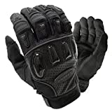 Olympia Sports Men's Extreme Gel Gloves (Black, Large)