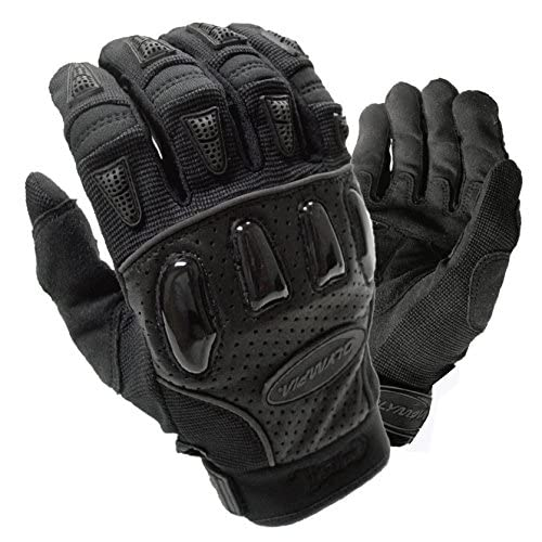 Olympia Sports Men's Extreme Gel Gloves (Black, X-Large)
