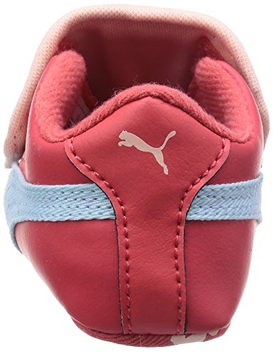 Puma CRIB PACK TOM ET JERRY 2 Rot Baby Sneakers Schuhe Neu