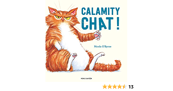 Calamity Chat Les Albums Du Pere Castor French Edition O Byrne Nicola Vassallo Rose Marie 9782081513853 Amazon Com Books