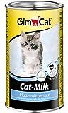 GimCat Cat-Milk + Taurin | Vitamin- und nährstoffreiche Katzenmilch als Muttermilch-Ersatz für Katzen