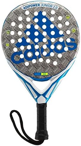 All for Padel Adipower Junior 2.0 Pala de pádel, Unisex Adulto