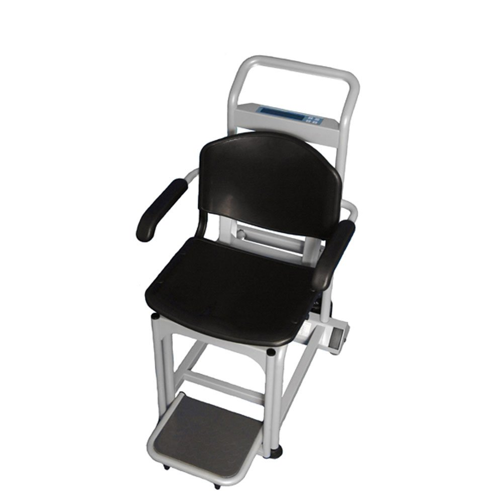 Health o meter 2595KL Digital Chair Scale, 600 lb Capacity by Health o Meter (Image #1)