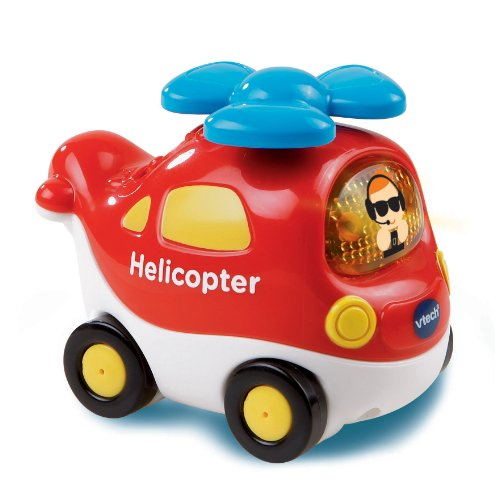 VTech Go! Go! Smart Wheels Helicopter ()