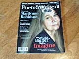 img - for Poets & Writers magazine, November/December 2015 Marilynne Robinson on cover. book / textbook / text book
