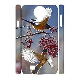 VNCASE Hummingbird Phone Case For Samsung Galaxy S4 i9500 [Pattern-1]