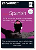 Rapid Spanish, Volume 1 (Earworms: Musical Brain Trainer) (v. 1)