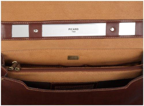Taille tr Marron 8324 Toscana Unique Homme Picard fp Mallette vRwp6O7xnq