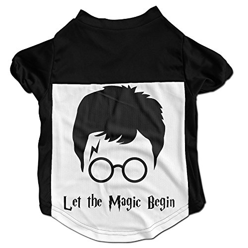 Harry Potter Pet Costumes (LALayton Harry Potter Personalize Coats S)