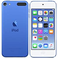 Apple iPod Touch 32GB Blue MKHV2LL/A (6th Generation)