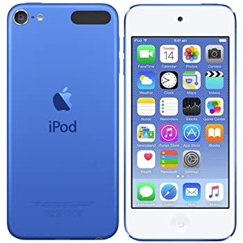 apple ipod touch 32gb 5th generation blue. Black Bedroom Furniture Sets. Home Design Ideas