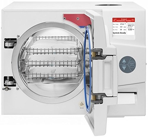 Autoclave Automatic Fully - Tuttnauer EZ11 PLUS Fully Automatic Autoclave Sterilizer with Printer