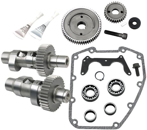S&S Cycle 551 Gear Drive Easy Start Cams Complete Kit (Gear Drive Kit)