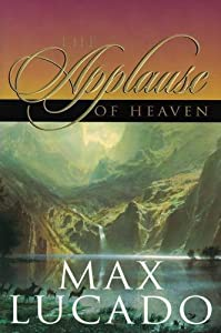 Paperback The Applause of Heaven Book