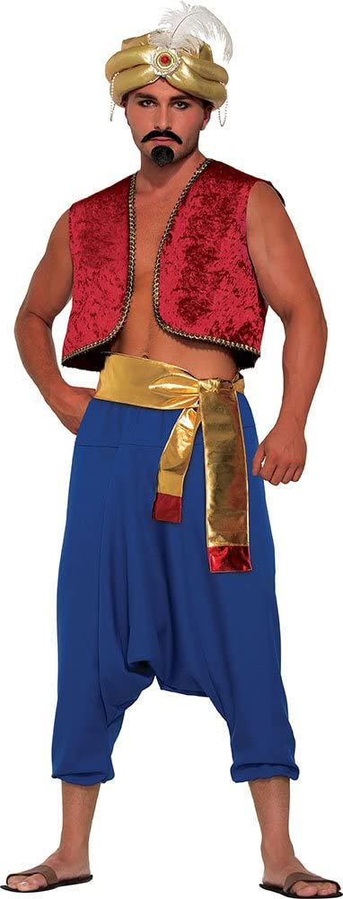 Only Sports Gear Adulto Hombre Desierto Príncipe Disfraz Aladdin ...