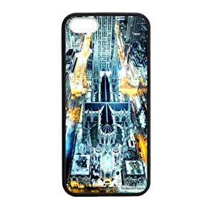 New York City Special Apple iPhone 5, iPhone 5s, TPU(Laser Technology) Durable Back Case - For iPhone 5,5s