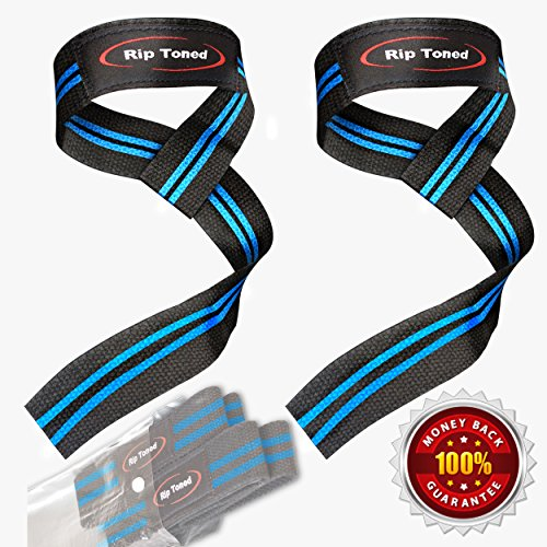 rip-toned-cotton-padded-lifting-wrist-straps-pair-with-ebook-blue