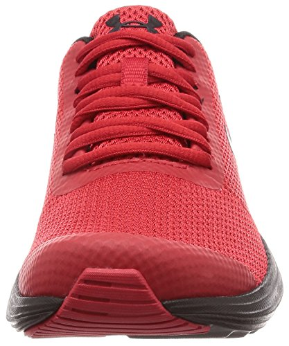 Under Armour Boys' Grade School Surge RN Sneaker Red (600)/Black 4 by Under Armour (Image #4)