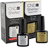 "CND Shellac Top and Base ""Set of 2"" Good Deal"