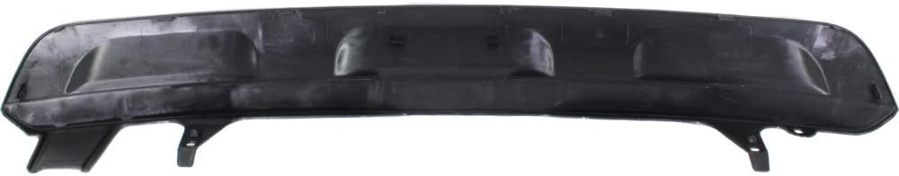Lower Bumper Cover Primed Compatible with 2008-2010 Toyota Highlander Rear