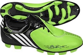 adidas F10 i TRX HG Chaussures de Football, Homme, grün