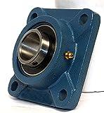 UCF204-12 Square Flanged Bearing 3/4 Inner Diameter Mounted