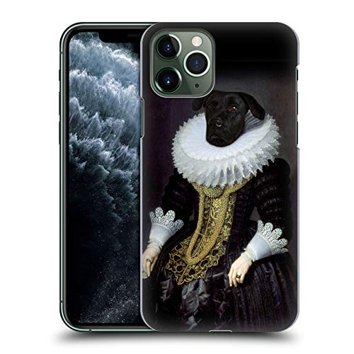 Official Florent Bodart Anouk Animals Hard Back Case Compatible for iPhone 11 Pro from Head Case Designs