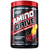Nutrex Research Amino Drive Supplement, Wild Cherry Citrus, 9.1 Ounce Review