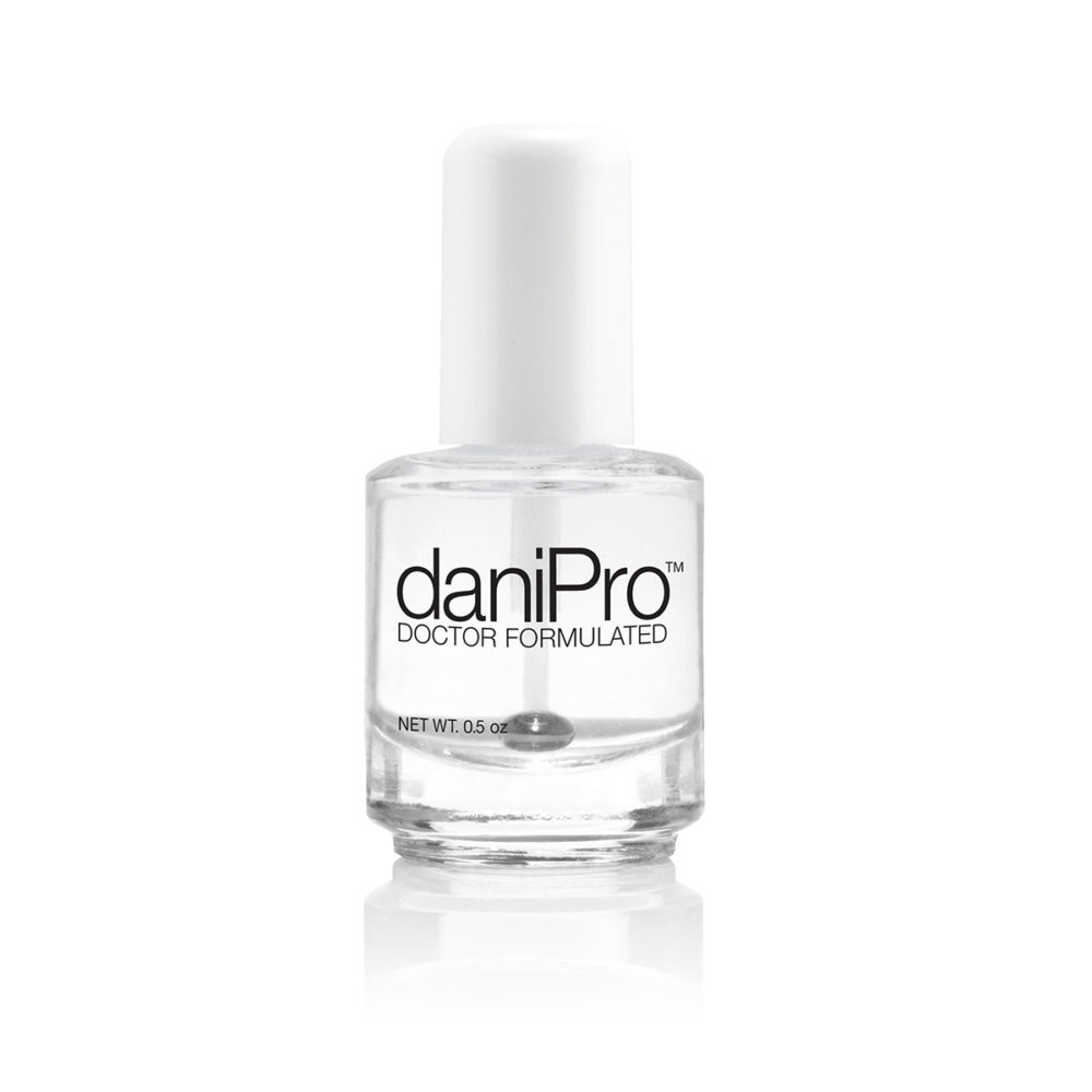 Amazon.com: DaniPro AntiFungal Infused Nail Polish, First Kiss ...