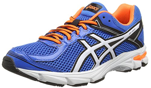 Unisex Blu 1000 da Adulto White Blue Orange 4 GS Gt Asics Corsa Electric per 3901 Scarpe qwC0a1nv