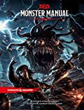 img - for Monster Manual (D&D Core Rulebook) book / textbook / text book